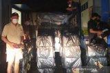 Rumah penimbun rokok ilegal di Demak digerebek