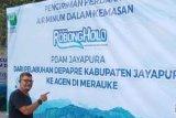 PDAM Jayapura pasok air kemasan ke Merauke
