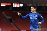 James Rodriguez makin betah di Everton