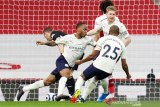 City ukir kemenangan beruntun ke-18 di Liga Inggris usai tundukkan Arsenal