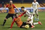 Roma bermain imbang di markas Benevento