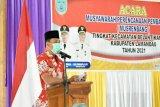 Pemkab Lamandau upayakan usulan prioritas pembangunan terpenuhi