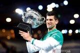 Djokovic catat rekor petenis peringkat satu dunia selama 310 pekan