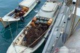 TNI AL tangkap pencuri  di Selat Singapura