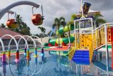 Emersia Water Park destinasi wisata baru di Tanah Datar, berikut wahana dan lokasinya