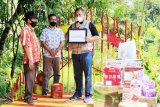 Kelurahan Kalawa terima bantuan kapal untuk pengembangan pariwisata