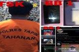Polres Tapin Kalsel tangkap pelaku penyebar konten asusila