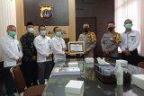 KPU Bantul berikan apresiasi Polres terkait dukungan pengamanan Pilkada 2020