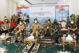 Bupati Barut ikuti arahan Presiden Jokowi tentang penanganan karhutla