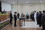 Bupati Pringsewu lantik 46 pejabat administrator dan pejabat pengawas