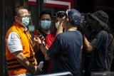 Stafsus jelaskan penyerahan suap ke Mantan Menteri KKP Edhy Prabowo