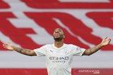 Pep Guardiola sanjung penampilan Sterling di final Piala Liga
