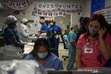 WHO : Kasus COVID-19 di kawasan Amerika turun