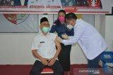 Pemkab Sigi:  800 tenaga kesehatan telah divaksin sinovac tahap pertama