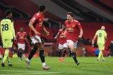 Manchester United rebut kembali posisi kedua berkat kemenangan 3-1 atas Newcastle