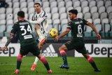 Dua gol Ronaldo bantu Juve kalahkan  Crotone