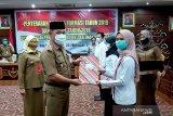 374 CPNS dan sembilan PPPK Pemprov Kalteng terima SK pengangkatan