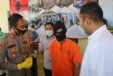 Seorang  warga Bintan ditetapkan sebagai  tersangka  karhutla