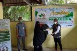 Pertamina MOR VIII bantu pengembangan bank sampah Wayame Ambon