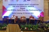 OJK-Pemprov Lampung bersinergi wujudkan perluasan akses keuangan