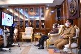 Gubernur Sulsel usulkan program desa digital di Rakor Bappenas