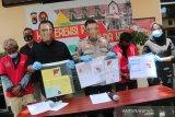 Polisi tangkap dua anggota sindikat perdagangan manusia