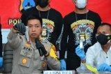 Polisi telusuri  senjata api pelaku penyanderaan yang tewas ditembak