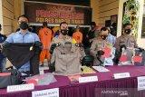 Mengaku anggota Polda Kalteng, polisi gadungan ini ditangkap di Kaltim