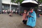 Sebagian Kompleks Kantor Gubernur Jateng terendam banjir