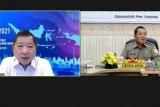 Gubernur Lampung usulkan tiga proyek prioritas kepada Menteri PPN