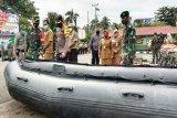 Kodim Muara Teweh terjunkan personel  reaksi cepat penanggulangan bencana