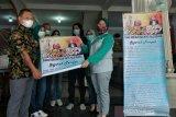 Disbud sebar spanduk koreksi sejarah asal pempek