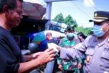Polda Bali akan terapkan penggunaan busana kain tenun endek Bali bagi PNS Polri
