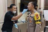 Polisi di Enrekang Sulsel uji narkoba dengan metode air liur