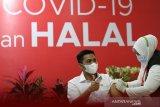 48.000 tenaga kesehatan  di Aceh sudah divaksin COVID-19