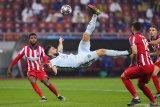 Liga Champions - Gol akrobatik Giroud bawa Chelsea menang atas Atletico