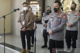 Menparekraf temui Kapolri bahas pemulihan pariwisata di tengah pandemi COVID-19