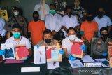 Pelaku pembunuhan di Karang Pule Kota Mataram berhasil terungkap lewat