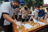 900 personel Polres Majalengka jalani tes urine mendadak