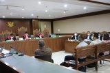 Stafsus jelaskan proses pemberian suap ke Edhy Prabowo