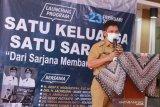 Program satu keluarga satu sarjana Kecamatan Benda Kota Tangerang
