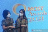 Mandiri Sekuritas Most Award 2021