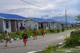 Upaya pemerintah bangun huntap mandiri  untuk penyintas gempa Padagimo