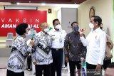 Presiden Joko Widodo berharap pendidikan tatap muka bisa dilakukan semester II