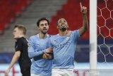 Manchester City menang meyakinkan atas Gladbach 2-0