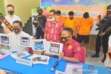 Polda Sulteng sita aset pelaku narkoba senilai Rp10 miliar