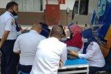 Jasa Raharja Lampung gelar pemeriksaan kesehatan di Terminal Rajabasa