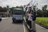 Gubernur NTB lepas keberangkatan kapal kemanusiaan ke Sulawesi Barat dan Kalsel