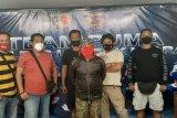 Polres Lombok Utara ungkap empat kasus pencurian selama Februari