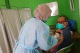 Vaksinasi COVID-19 kepada nakes di Kota Mataram mencapai 91,03 persen